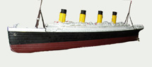 Bateau Titanic